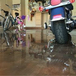 epoxy flooring arizona bikes